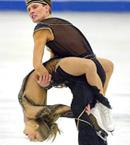 Blonde ice skater sex
